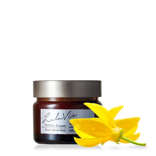 ララヴィ シフォンクリーム 穏やかに満たされるオリエンタルブーケの香り